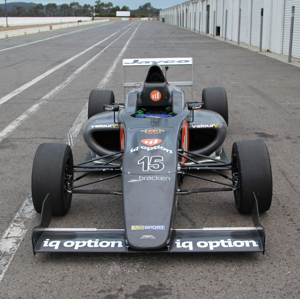 IQ Option Racing