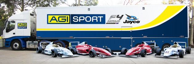 AGI Sport announces two drivers for the 2017 Formula 4 season