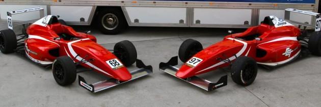 PRESS RELEASE – AGI Sport reveals SCT Logistics livery two car team