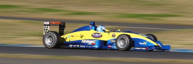 FEATURED – Gotch Wins Round 3 at Sydney Motorsport Park