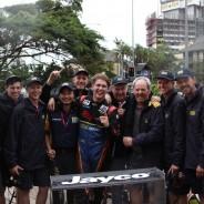 PRESS RELEASE – AGI Sport wins championship in Paradise