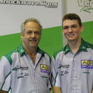 Formula 4 Driver Jimmy Vernon