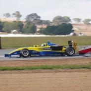 PRESS RELEASE – Nick Filipetto wins on Formula 3 debut