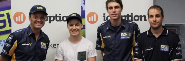PRESS RELEASE – AGI Sport signs second Formula 4 driver